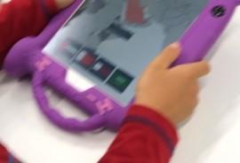 iPadで国旗クイズ