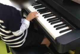 電子ピアノ導入